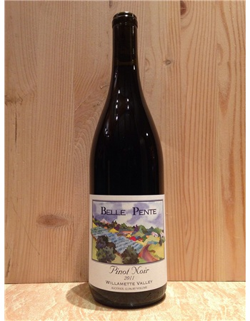 2015 Belle Pente Willamette Valley Pinot Noir